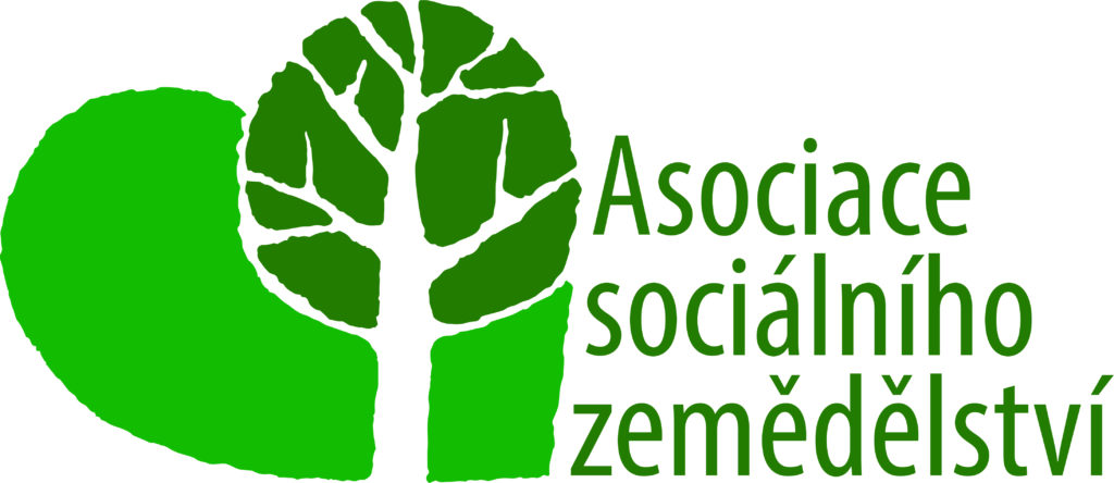 Asociace sociálního zemědělství - logo